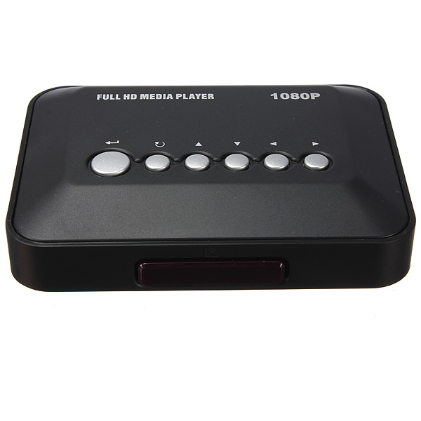 Full HD 1080P Multi Media Player Video Center With YPbPr