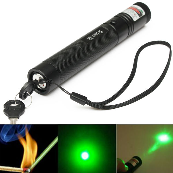 G301 Adjustable Focus 532nm 5mw Green Light Laser Point