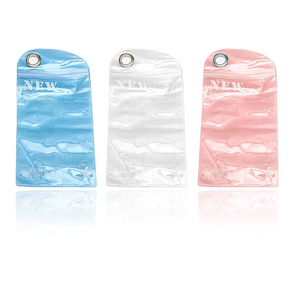 Waterproof Anti-water Pouch Bag Case Cover For iPhone S
