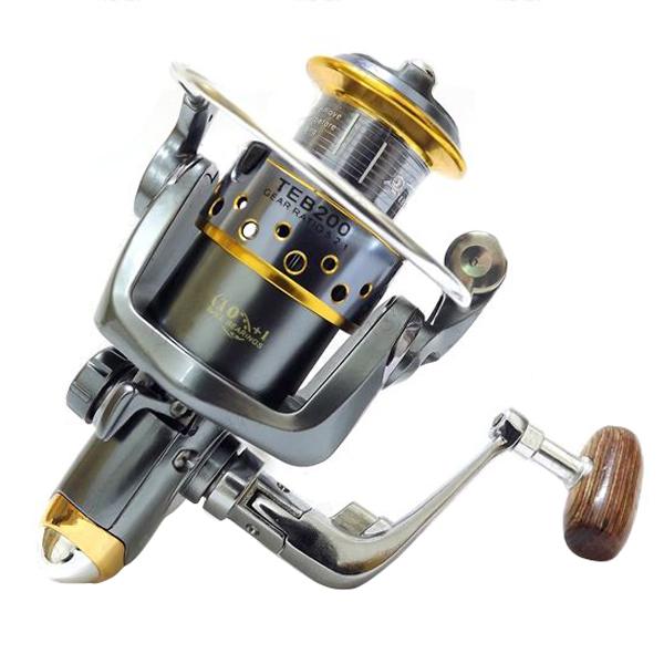 Spinning Fishing Reel Metal Fishing Tackle TEB200 11 Sh