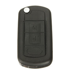 3Button Remote Key Fob Case For Range Rover Sport Land Rover Discovery