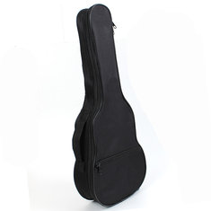 21 Inch Ukulele Gig Bag Case Shoulder Strap Black Light Gear