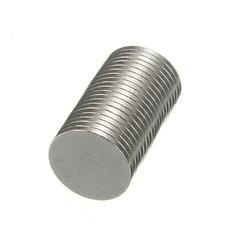 20PCS Strong 10x1mm N50 Disc Round Rare Earth Neodymium Magnets