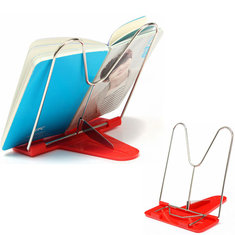 Adjustable Foldable Reading Book Stand Document