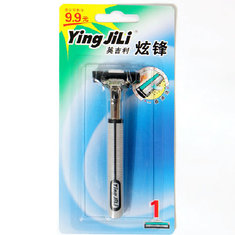 Ying JiLi Manual Mens Razor YII-254 Double Edge Safety Shaver