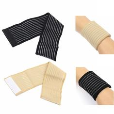 Ventilate Elastic Adjustable Wrist Protecting Support Tape Brace Bandage Protector