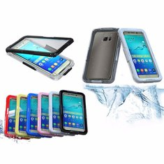 Universal IP68 Waterproof Case 10M Diving Cover Dry Case for Samsung Galaxy S6 Edge Plus