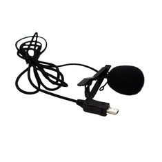1.2m Mini USB Interface External Microphone for Firefly 8s Action Camera