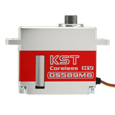 KST DS589MG 9.2KG Mini Metal Gear Digital Servo for 500 RC Helicopter Swashplate