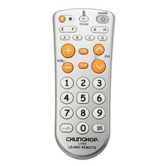 CHUNGHOP L108E Mini Universal Learning Remote Control for TV DVD SAT