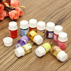 36pcs Water Soluble Essential Oil Flower Spa Aromatherapy Pure Therapeutic Plant Headache Relief