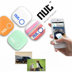 Mini Smart Patch Alarm Tag Bluetooth Nut 2 Tracker Locator Anti Lost Key Finder For iPhone Android etc