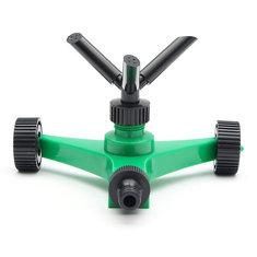 360 Degree Autorotation Sprinkler Garden Lawn Irrigation Cooling Spray Head