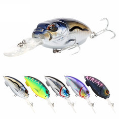 SeaKnight SK035 5pcs/lot 13.5g 55mm 0-1.5M Wobblers Floating Lure Artificial Bait Crankbaits Fishing