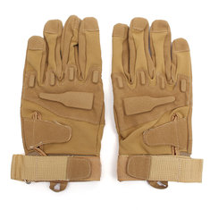 Sports Military Tactical Airsoft Hunting Riding Full Finger Gloves