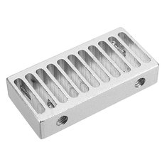 Aluminum Alloy Cooling Trough Heat Sink For 3D Printer