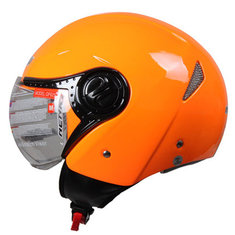 Motorcycle Retro Helmet Four Seasons Scooter Helmets