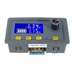 Excellway® Adjustable 5A LCD Digital Step Down Power Supply 6V-32V to 0-32V