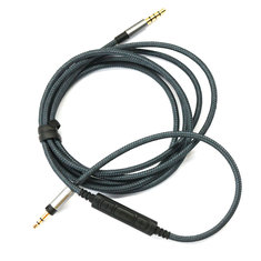 Replacement Cable with Remote & Mic for Sennheiser Momentum Over On-Ear Headphones 1.2M