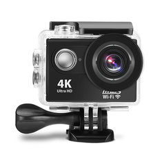 iMars™ H9 Sport Action Camera DV 4K 25fps/ 720P 120fps Ultra HD WiFi Time Lapse