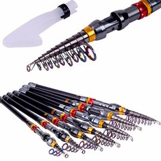 ZANLURE TSR-01 Telescopic Fishing Rod Carbon