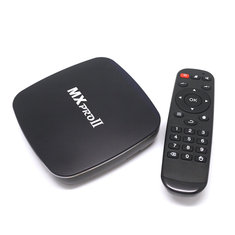 MX PRO II Amlogic S905 4K Android 5.1 KDOI Preinstalled 1GB/8GB Bluetooth 4.0 TV Box Android Mini PC