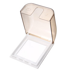 86 Concealed Wall Switch Gold Matte Waterproof Box Splash Box Cover