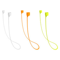 BASEUS Bluetooth Earphone Anti-Lost Outside Strap Soft Silicone Cable For Apple For Airpods