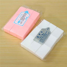 Nail Polish Gel Cleaning Cotton Remover Wipe Pads Cleaner Manicure Tool
