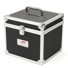 FCMODEL 22*23*21.5cm Tool Portable Box Alloy Case for RC Repair Tools