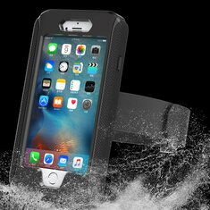 Waterproof Shockproof Dirt Snow Proof Case Cover With Arm Band For iPhone 6/6S Plus 5.5Inch