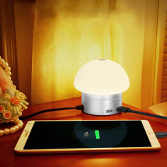 30W Touch Dimmable Smart Mushroom Light