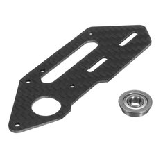 ALZRC Devil 505 FAST RC Helicopter Parts Carbon Fiber Tail Side Plate