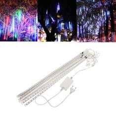 LED Waterproof Snowfall Meteor Light Christmas Lights Outdoor 100-240V