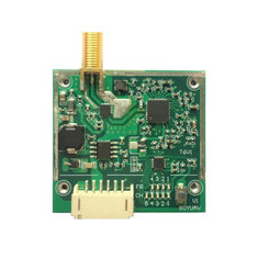 BOYUAV TX602 5.8G 40CH 600mW RP-SMA Female Wireless AV FPV Transmitter with External Microphone