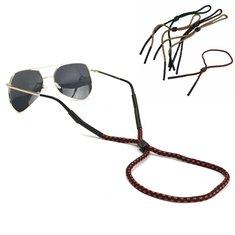 Sports Safety Glasses Eyeglasses Holder Neck Cord Strap String Retainer