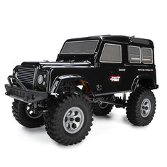 RGT 136100 1/10 2.4G 4WD Racing RC Car Big Foot Off-Road Truck Waterproof Toy Random Color