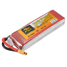 ZOP Power 11.1V 6000mAh 45C 3S Lipo Battery XT60 Plug