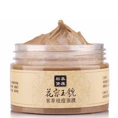 MEIKING Chinese Medicine Herbal Gromwell Mask Anti Acne Blackhead Remove Whitening Moisturizing