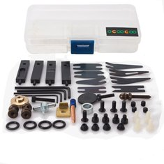 OCOOCOO PJB003 Locket Professional Die Casting Selected Accessory Kits for Any Tattoo Machine