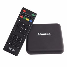 Unuiga U1 Remix 2.0 OS Amlogic S905 2G/32G 802.11AC WIFI Bluetooth 1000M LAN KODI TV Box Mini PC