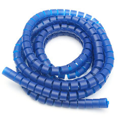 13mm PE Spiral Cable Wire Wrap Tube Organizer Cord