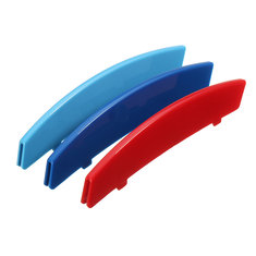 Car Styling Front Grille Trim Strip Cover For BMW 5 Series E60 04-10
