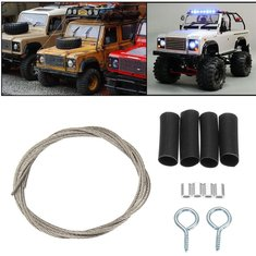 1/10 RC Cars Speed Rock Crawler Truck Accessory Xtra Limb Riser Cable