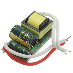 1-3W LED Driver Power Supply Constant Current For Bulb 85-277V