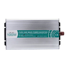 DC12V to AC110V/AC220V 1000W Pure Sine Wave Power Inverter Circuits Off Grid