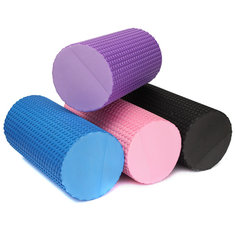 EVA Yoga Blocks Exercise Fitness Foam Roller Massage Floating Point Relaxing