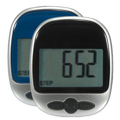 LCD Pedometer Monitor Step Distance Calories Measure Counter Diet