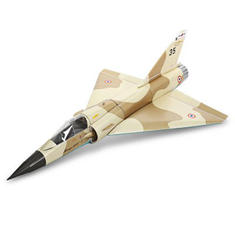 Mirage 2000-5 80mm EDF Jet 950mm Wingspan RC Airplane Kit