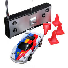 Shenqiwei Coke Can Mini 1/58 4CH Mini Rc Car